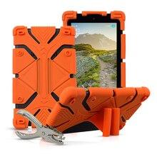Универсальный чехол для планшета для Kindle Fire 7 силиконовый чехол для aoson S7 Pro 7 ''lenovo Tab2 A7 samsung T285 7'' планшет с перфоратором