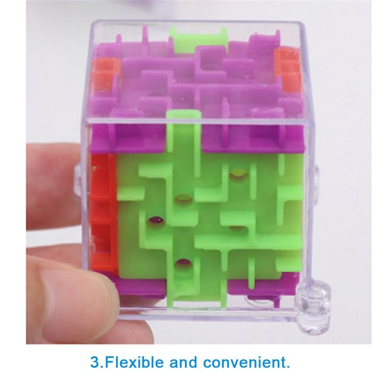 MrY enfants 3D Puzzle doigt jeux jouets enfants éducation précoce jouet d'apprentissage bébé Intelligence développement drôle nouveauté cadeaux