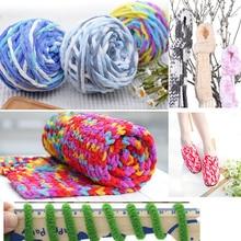 Baby Chunky Cotton Yarn Crochet Yarn For Knitting Wool Yarn Warm Chunky Yarn For Children