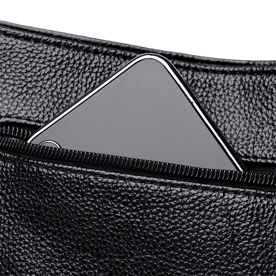 Image 4 - Ladies Hand Crossbody Bags For Women 2019 Luxury Handbags Fashion Women Leather Shoulder Bag Designer Women Bolsas Femininas Sac-in Shoulder Bags from Luggage & Bags