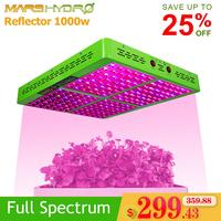 Mars hydro reflector 1000W full spectrum Led grow lights indoor garden greenhouse hydroponics professional planting lights