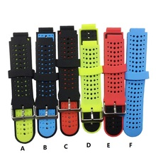 For Garmin Forerunner 235 Band Silicone Strap Bracelet 220/230/235/620/630/735XT/235Lite Accessory