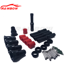 30 PCS Ignition Coil 30520-Pwa-003 Rubber Boot With Spring For Honda City 7 8 Viii Jazz Honda Civic Hybrid
