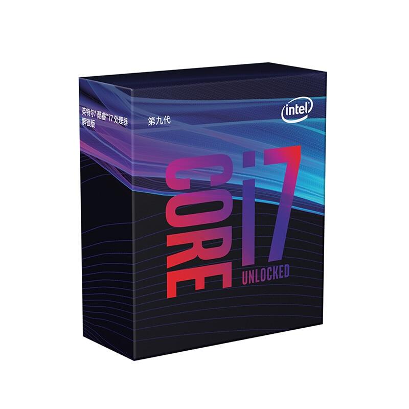 Intel Core i7-9700K Desktop Processor 8 Cores up to 4.9 GHz Turbo unlocked LGA1151 300 Series 95W Desktop Cpu 3