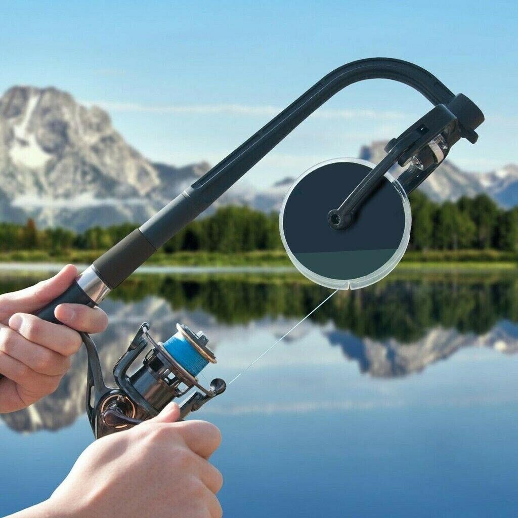 linha de pesca enrolador spooler maquina molinete 04