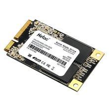 Твердотельный накопитель Netac N5M NT01N5M-128G-M3X SSD , M.2, 128Gb, mSATA, чтение: 510 Мб/сек, запись: 440 Мб/сек, TLC 3D NAND
