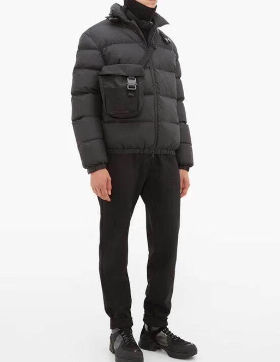 2020 New Style 1017 Alyx 9SM Cross Shoulder MILITARY Tactical Bag Women Men Unisex Cross Body Canvas Messenger Bag Handbags Men