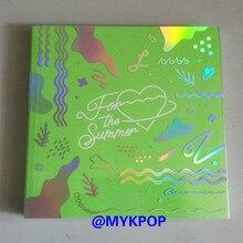 [MYKPOP]~100% OFFICIAL ORIGINAL~ WJSN: For the Summer,  Album CD - SA19070302, GREEN ver.