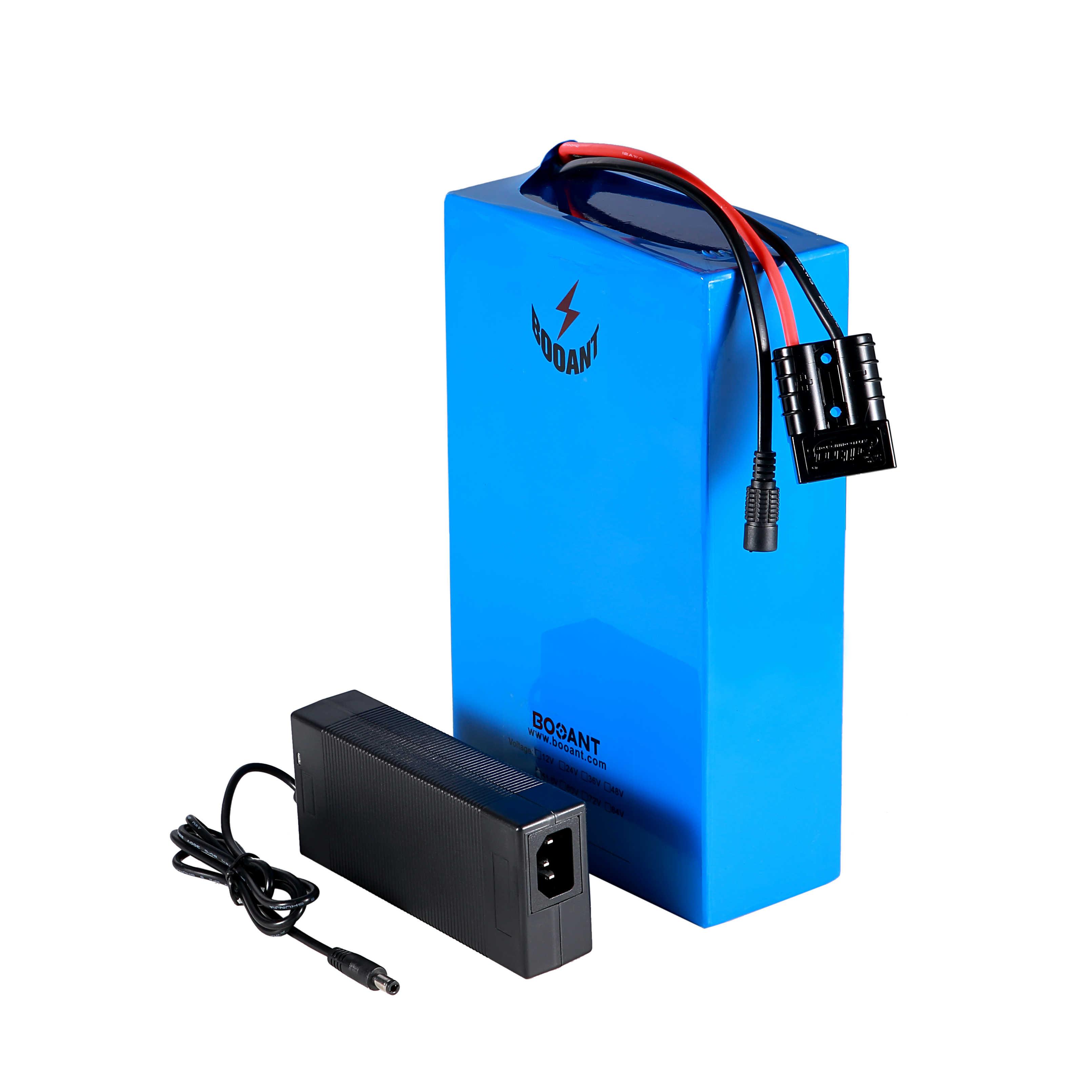 13S 48V 20Ah 500W 1000W batterie rechargeable pack 18650 48V 20Ah 750W 1500W vélo électrique lithium ion batterie avec chargeur 5A