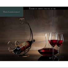 Винный Стеклянный Стеллаж, винный шкаф, украшение, винный шкаф Corsair, железный, европейский стиль, для дома, креативный винный Стеклянный Стеллаж