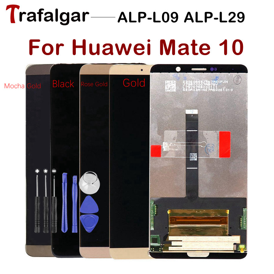 For Huawei Mate 10 LCD Display Touch Screen Digitizer Assembly For Huawei Mate 10 LCD Mate10 ALP L09 L29 Screen Replacement-in Mobile Phone LCD Screens from Cellphones & Telecommunications    1