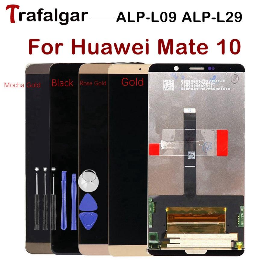 สำหรับ Huawei Mate 10 จอแสดงผล LCD Touch Screen Digitizer สำหรับ Huawei Mate 10 LCD Mate10 ALP L09 L29 หน้าจอเปลี่ยน-ใน จอ LCD โทรศัพท์มือถือ จาก โทรศัพท์มือถือและการสื่อสารระยะไกล บน AliExpress - 11.11_สิบเอ็ด สิบเอ็ดวันคนโสด 1