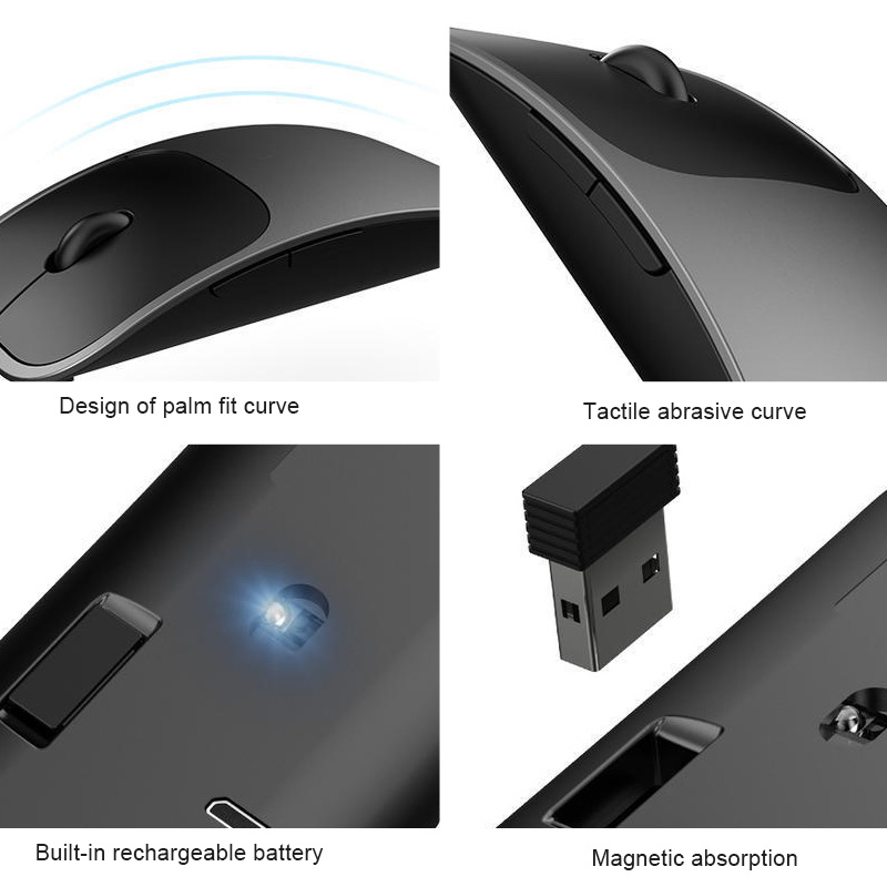 Intelligent Voice Mouse Support Artificial Intelligence Voice Input Translation Search For Long Battery Life JHP-Best