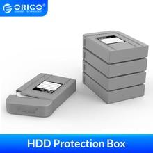 Storage-Case Hdd-Protection-Box Hard-Drive ORICO Shockproof 5pcs EVA with Crash-Pads