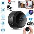 A9 HD 1080p wifi Ip mini kamera kleine wireless home baby nacht vision sicherheit micro Motion Erkennung Hisilicon Hi3518EV200 cam-in Überwachungskameras aus Sicherheit und Schutz bei