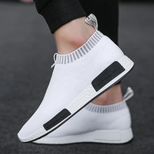 Jogging Sneakers Light-Socks Sports-Shoes Outdoor Large-Size 47 Men's Fashion Casual