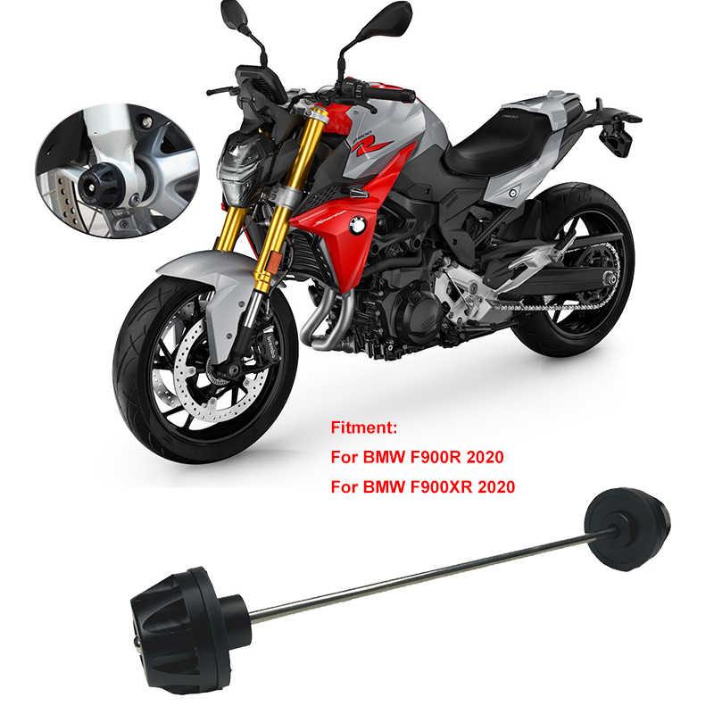 F900R F900XR Vorderachse Gabel Rad Protector Crash Slider passt Für BMW F900R F900XR F 900 R F 900 XR 2020 motorrad Zubehör