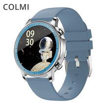 COLMI 2020 V23 Smart Uhr Frauen IP67 Wasserdicht Heart Rate Monitor Smartwatch