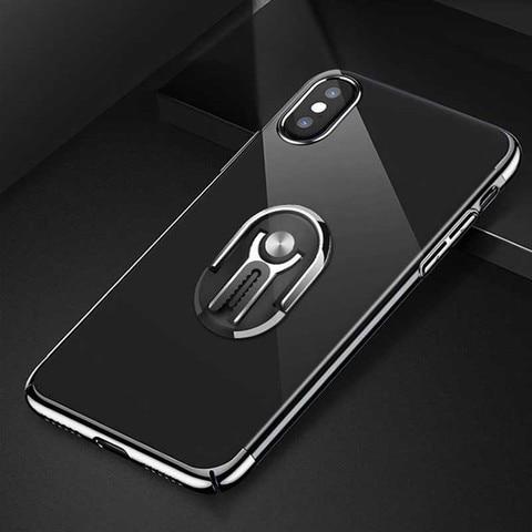 Car Gadget Car Phone Holder Air Vent Car Phone Holder Rotatable Bracket Auto Mobile Phone Ring Holder Buckles Auto Accessories Multan