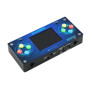 Image 5 - Retail 2 Inch DIY Game Console GamePi20 Mini Video Game Console for Raspberry Pi IPS Display