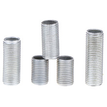 M10 5 Pcs Hollow Threaded Tube Hollow Sekrup Lampu Topi Memperbaiki Sekrup M10 Hollow Sekrup Diameter Luar: 10 Mm Benang Jarak: 1 Mm(China)