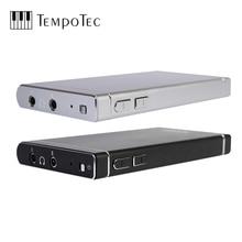 سماعة أذن محمولة من TempoTec Sonata iDSD مزودة بمنفذ USB ومزودة بخاصية HIFI DAC وتدعم نظام التشغيل WIN MacOSX وأندرويد وiphone وdac ومضخم صوت يدعم DSD