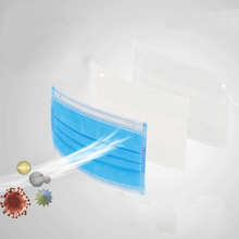 (ship in 24 hours)Protective Mask 100Pcs/Pack Profession PM2.5 Surgical 3-Ply Nonwoven Face Mask
