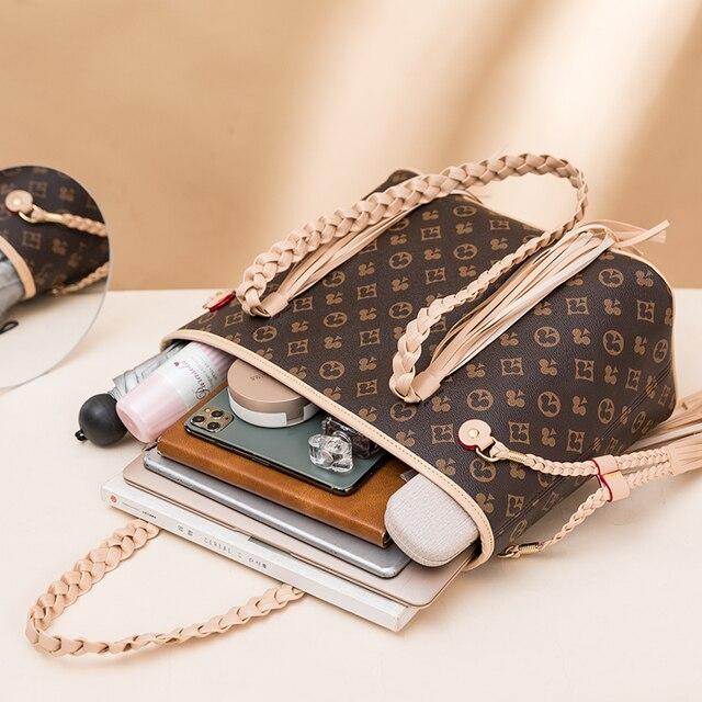 New Fashion Fringed Bag  6