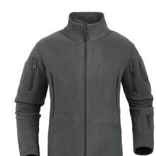 Горячая оболочка тактическая флисовая Мужская теплая флисовая тактическая зимняя теплая подкладка холодная защитная одежда