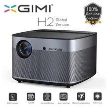 XGIMI H2 version globale DLP Projecteur 1080P Full HD 1350 Ansi Lumens 3D Projecteur 4K Android Wifi Home cinéma Projecteur