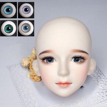 glasses 14mm Bjd 1/3 1/4 Doll Glass Eyes Doll Accessories Glasss Doll Eyeball 1