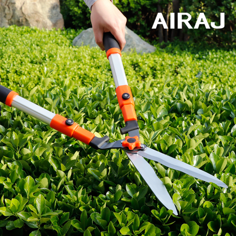 AIRAJ Household Garde Pruning Shears for Lawn Branches Fruit Trees Pruning Large Enhanced Garden Manual Pruning Tool with Gloves