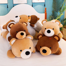 купить New Style Cute Teddy Bear Plush Toy Stuffed Animal Bear Doll Toys Plush Pillow Children Toy Girls Birthday Gift по цене 1018.65 рублей