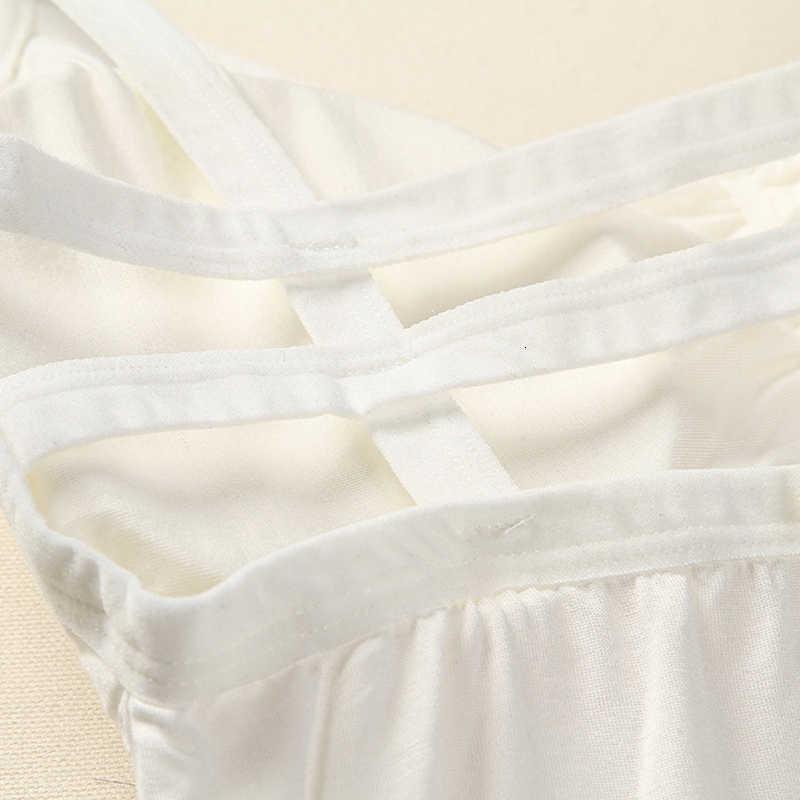 Ropa interior cómoda para dormir ropa de embarazo tanques Chaleco de lactancia ropa de maternidad sujetadores de lactancia sin alambre