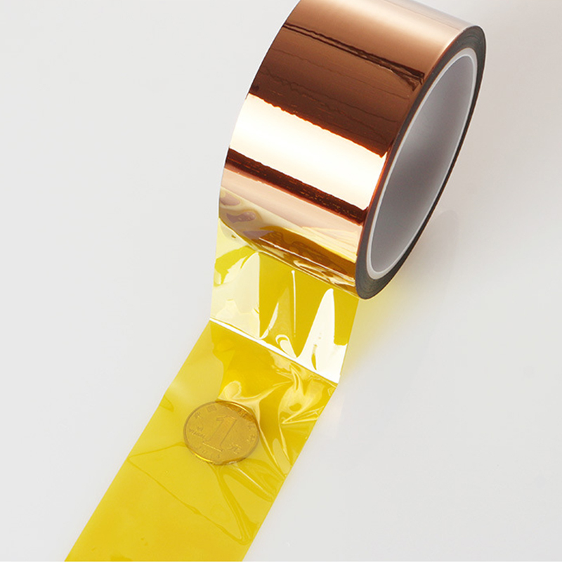 Thermal Adhesives Tape Panel Protector 3D High Temperature Heat Tapes Hardware Home Improvement Insulation Tape Polyimide Sealer 6