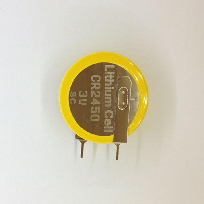2 шт./лот CR2450 2450 3V литиевая Первичная батарея, новый оригинальный