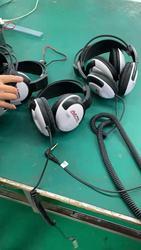 NEW ARRIVAL UR 30 słuchawki złota wykrywacz metali wykrywacz słuchawki dla wykrywacz złota w Przemysłowe wykrywacze metalu od Narzędzia na