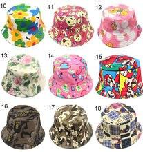 Панама для мальчиков и девочек 2 8 лет хлопковая шляпа с защитой