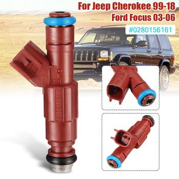 #0280156161 New Fuel Injector Replacement For Ford/Focus/Jeep/Cherokee 1999 2000 2001 2002 2003 2004 2005 2006 2007 2008 2009