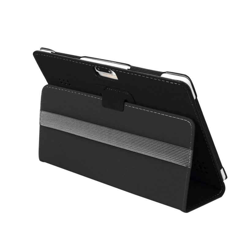 Universal Kulit Tablet Case Stand Cover Case untuk 10 Inci 10.1 Inci Android Tablet PC PU Flip Smart Case Anti-Kotoran