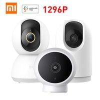 Xiaomi-cámara de vigilancia inteligente Mi 2K, 1296P, Monitor de bebé de seguridad para el hogar, vídeo CCTV, WiFi, cámara web de visión nocturna, cámara IP de seguimiento de movimiento