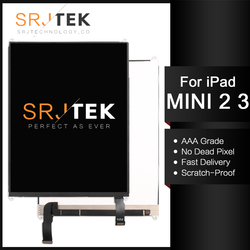7.9 Cal LCD do ipada Mini 2 3 Gen Retina Mini2 A1489 A1490 Mini3 A1599 A1600 A1601 ekran matrycowy wyświetlacz LCD naprawa części nowy|Ekrany LCD i panele do tabletów|   -