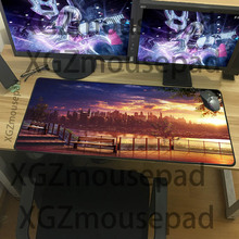 XGZ Multi-size selection of exquisite mouse pad landscape patterns as desk PC computer notebook high-speed keyboard