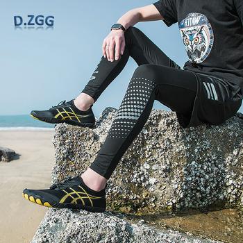 Letnie terenowe buty do wody męskie lekkie szybkoschnące buty do pływania damskie wielofunkcyjne antypoślizgowe wygodne buty górskie tanie i dobre opinie D ZGG CN (pochodzenie) Dobrze pasuje do rozmiaru wybierz swój normalny rozmiar elastyczna opaska Początkujący Szybkie suszenie