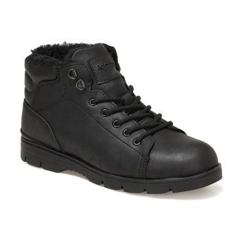 FLO NEVIL HI-TRKRK czarne męskie buty KINETIX tanie i dobre opinie Podstawowe Sztuczna skóra ANKLE