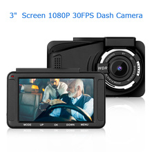 Blueskysea FHD 1080P Car Dash Camera 3.0