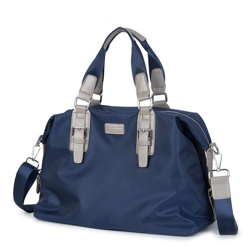 Fashion Shoulder Travel Bag For Men Sports Fitness Handbag Women Business Luggage Bag Trip Organizer Tote Weekend Duffle Bag Sac