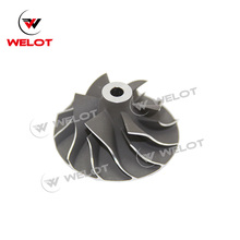 Casting-Compressor-Wheel Turbo for 713672-0002 454231-0001 WL3-0625