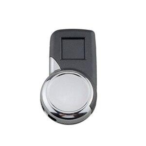 Image 5 - BHKEY 2 botones Flip carcasa de llave a distancia de coche para Citroen DS3 2009 2015 funda inteligente para llave de coche para Citroen CE0536 VA2 hoja