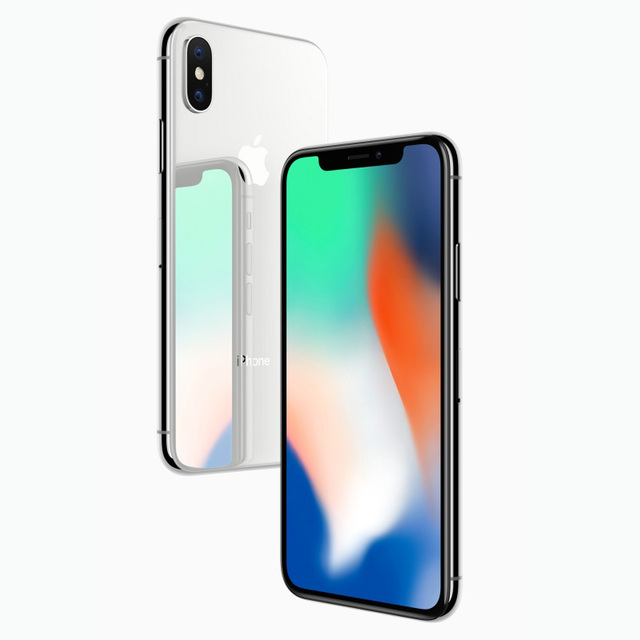 Apple iPhone X A1901 LTE Mobile Phone 5.8″1125x2436p 3GB RAM 64GB/256GB ROM HexaCore 3D Touch Face ID 2716mAh NFC iOS Smartphone